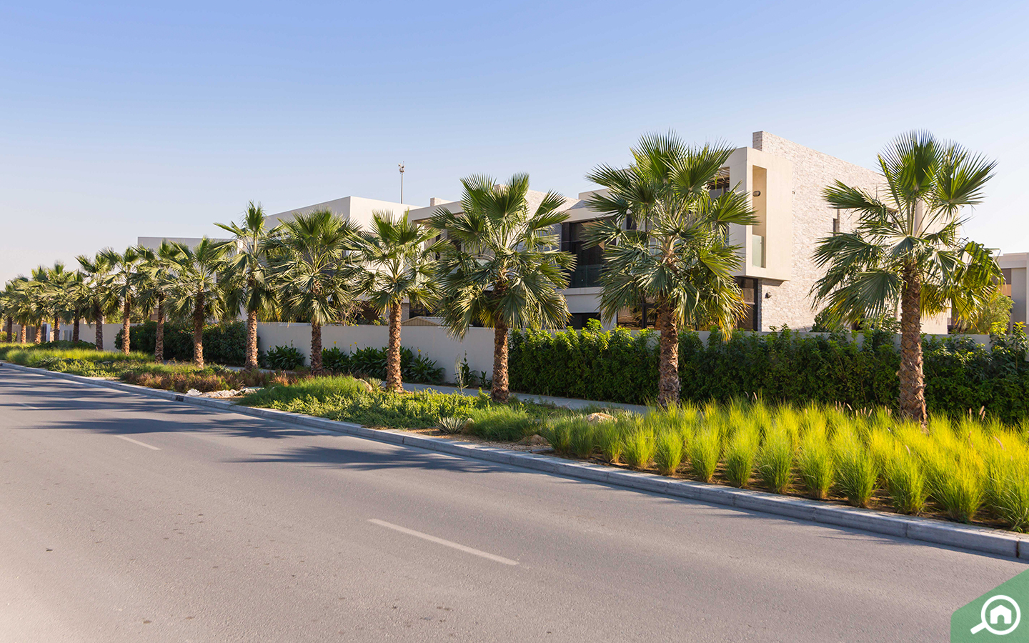 villas in damac hills