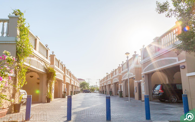 Parking Spaces Jumeirah Village Triangle