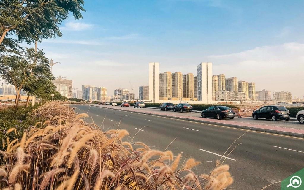 View Dubai Production City