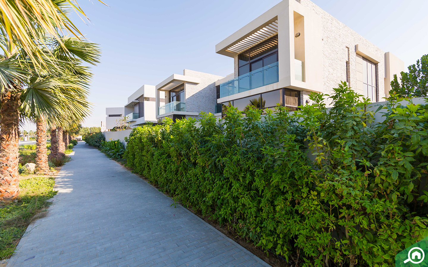 Villas in Damac Hills (Akoya by DAMAC)
