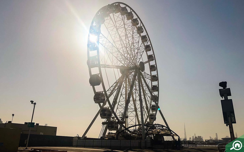 Festival Wheel Dubai Festival City
