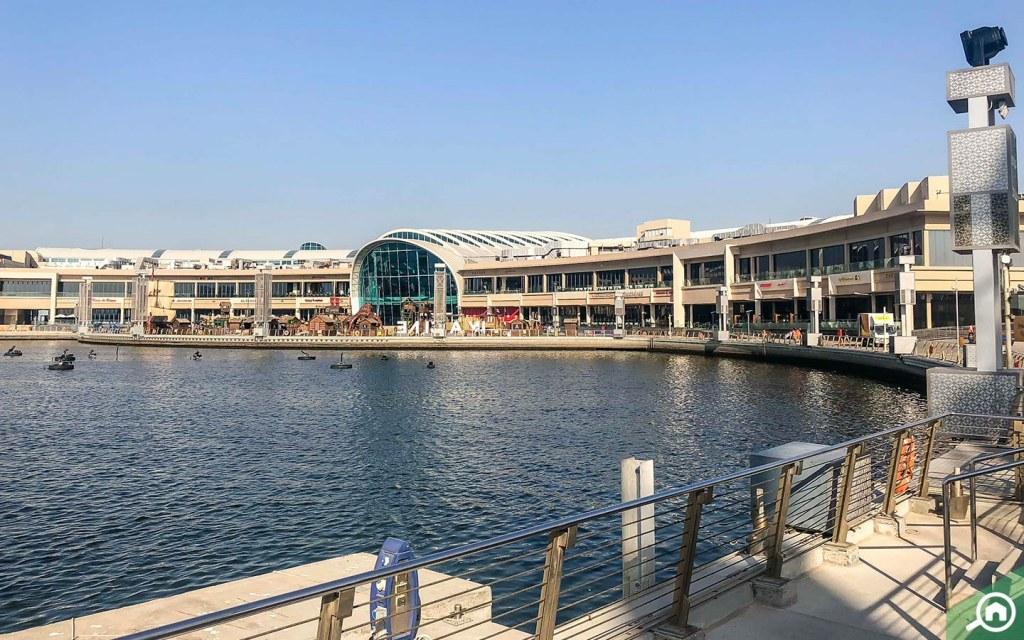Dubai Festival City Mall in Dubai Festival City