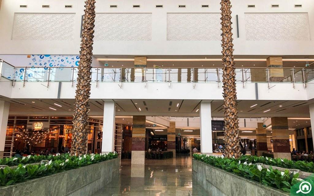 mall near Al Warqaa