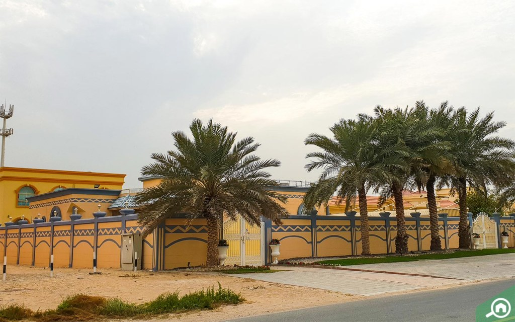 peaceful community in Muhaisnah
