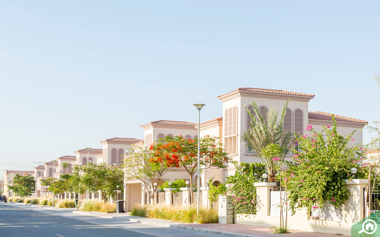 Villas Jumeirah Village Triangle
