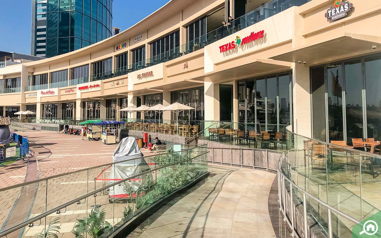 Festival Bay Restaurants Dubai Festival City