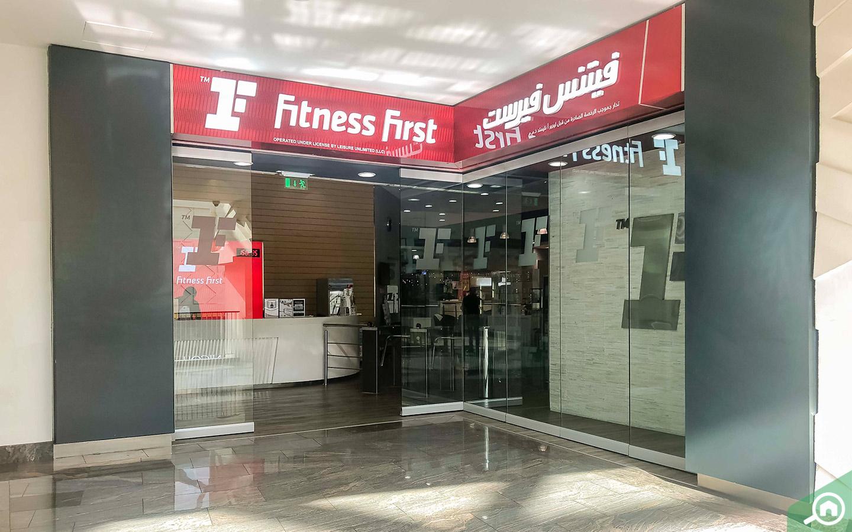 Fitness First Dubai Festival City