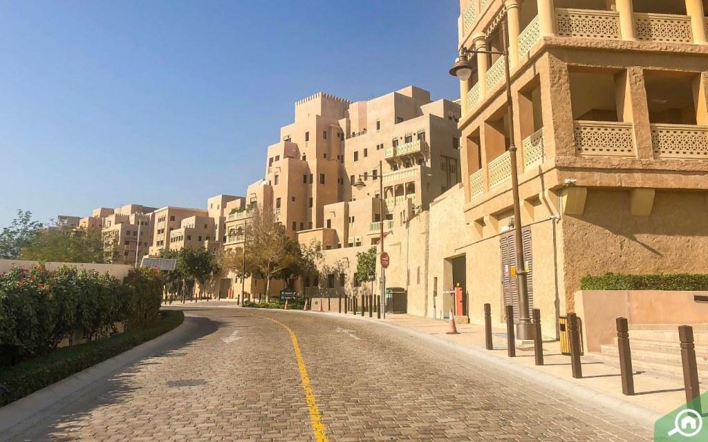 Street View Al Badia Hillside Village