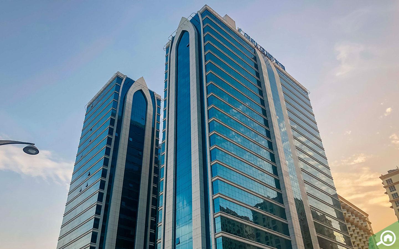 فندق غايا جراند دبي هو أحد فنادق مدينة دبي للإنتاج