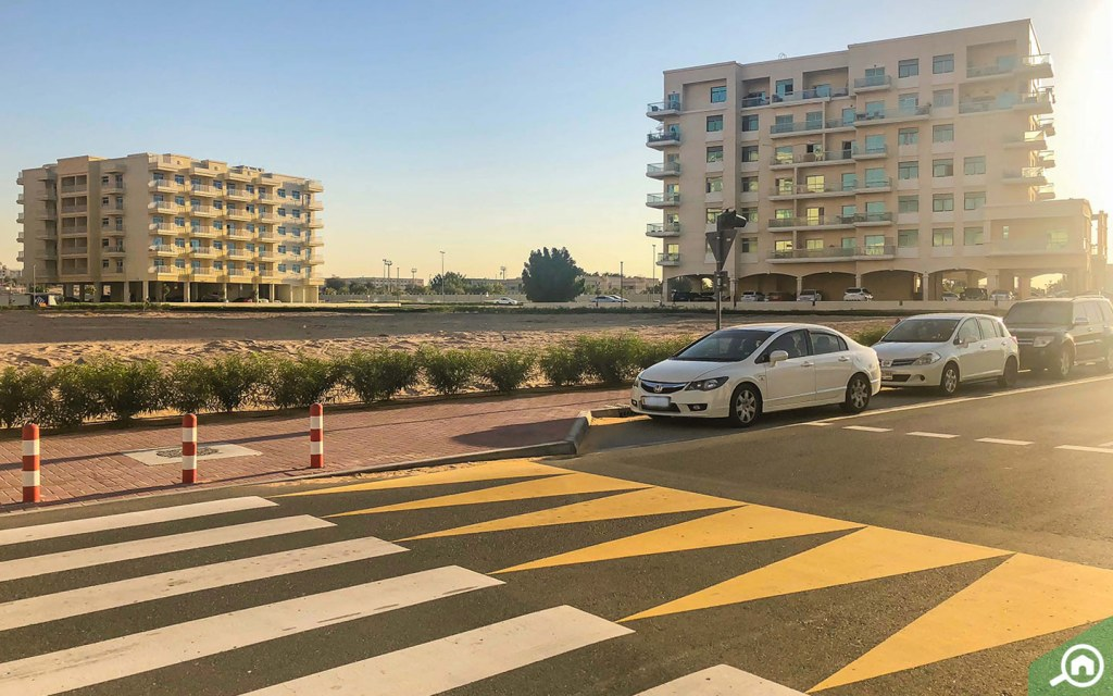 street parking in liwan