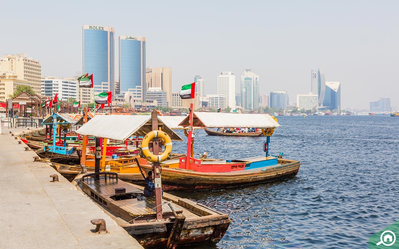 Dubai Creek Dubai Festival City