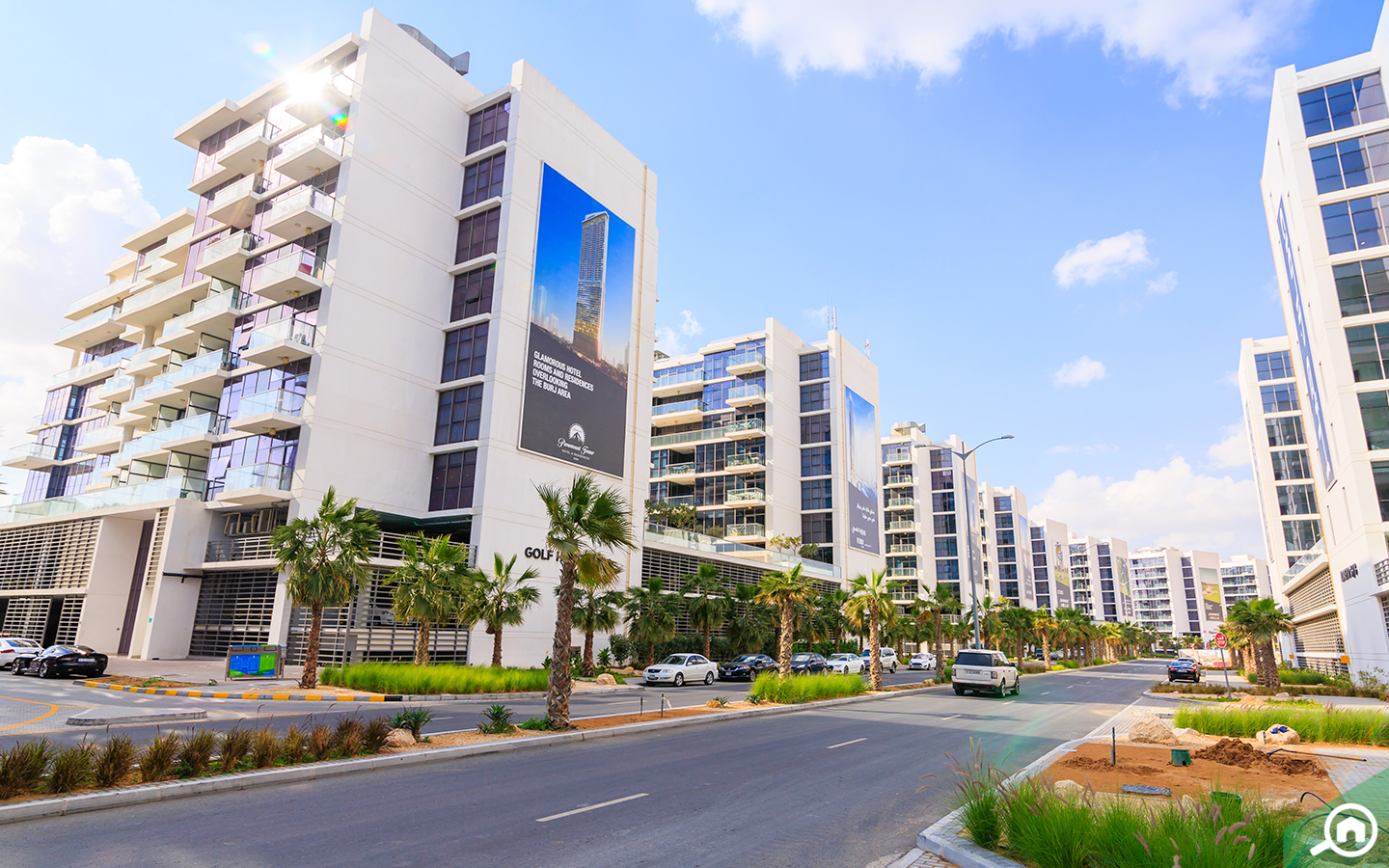 Damac Hills (Akoya by DAMAC) community