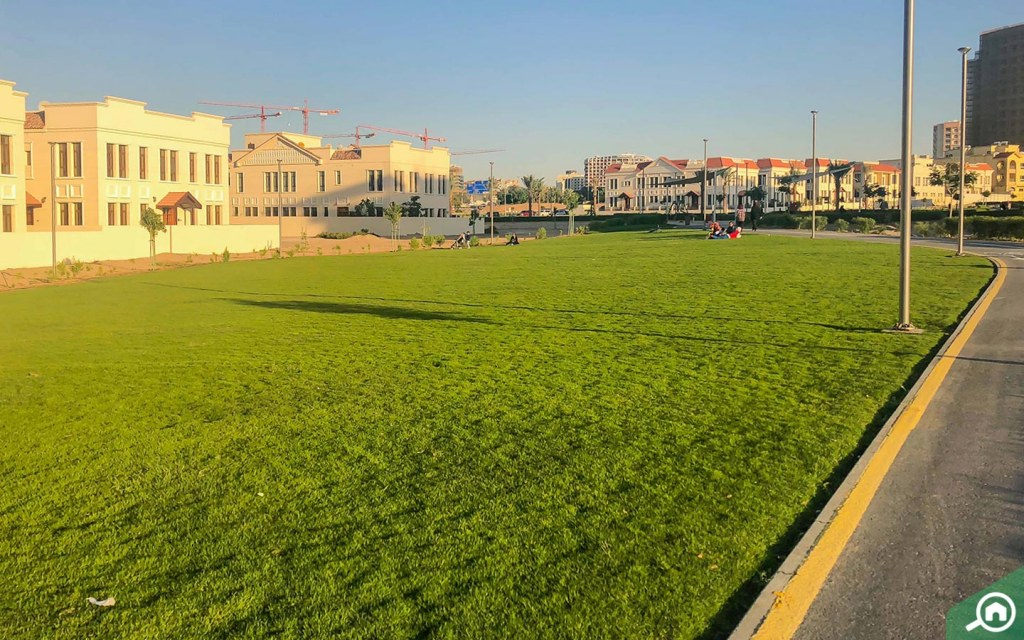 green spaces in liwan
