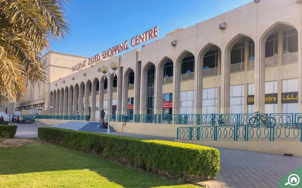 Madinat Zayed Shopping Centre
