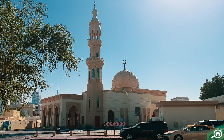 مسجد في الجافلية
