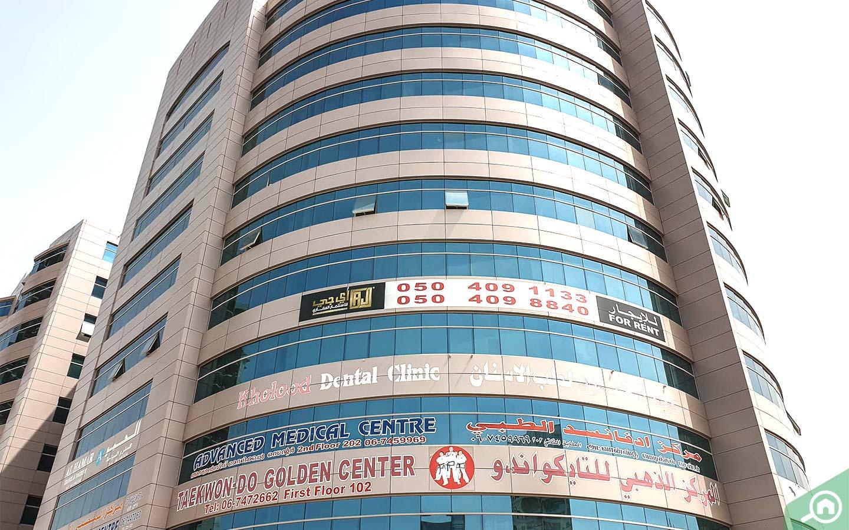 المستشفيات والعيادات في البستان، عجمان