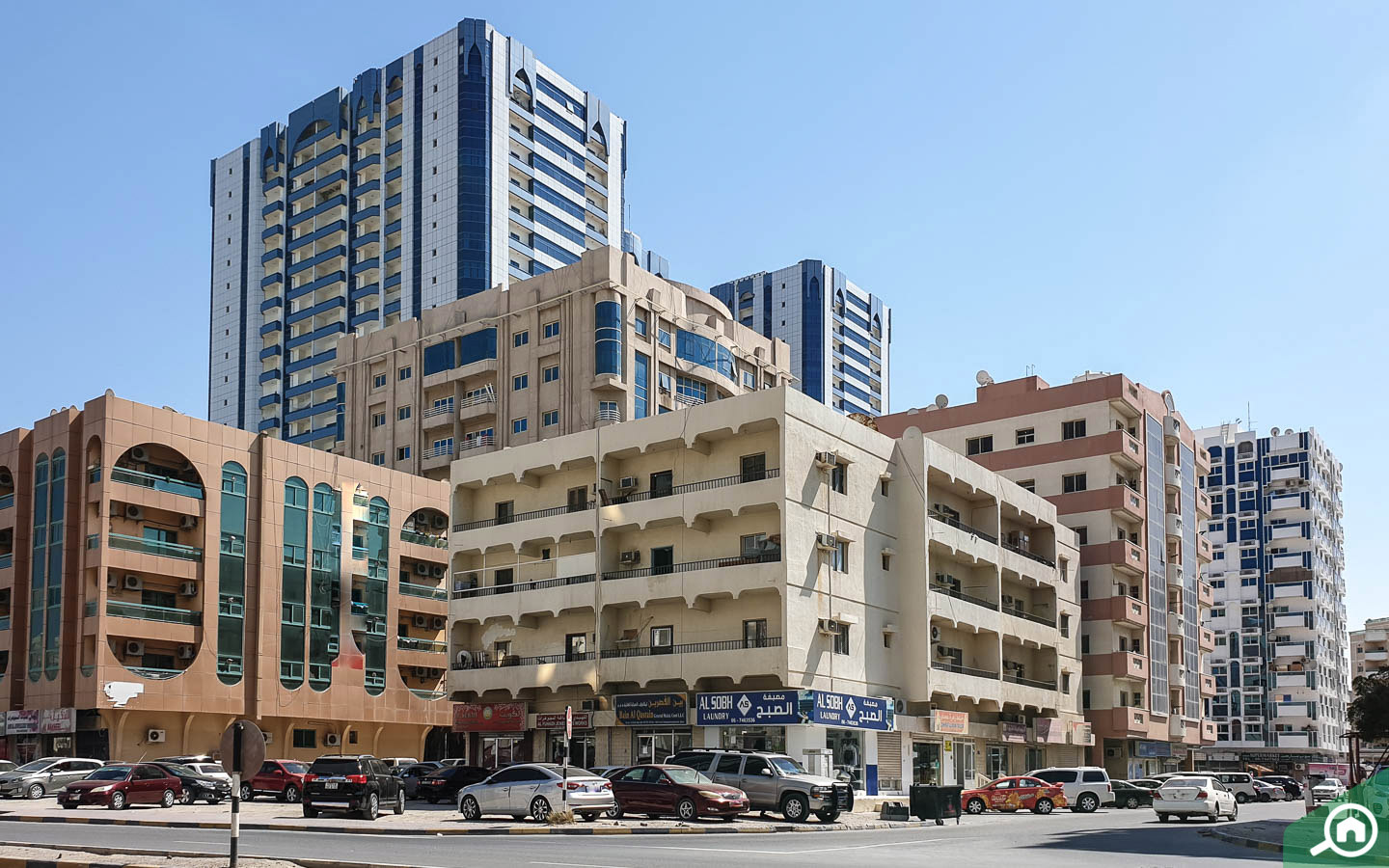 apartments in ajman downtown