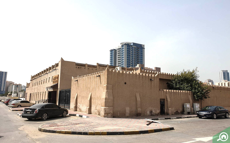 Ajman Museum, Al Bustan
