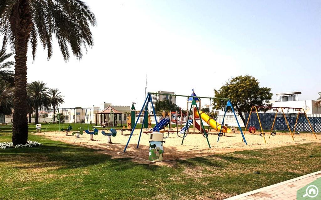 Park in Al Qasimia