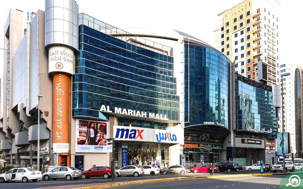 Al Mariah Mall on Al Najda Street