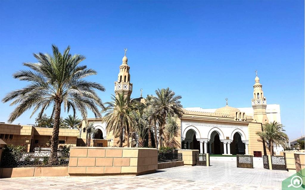 Al Kabeer Mosque Al Rashidiya