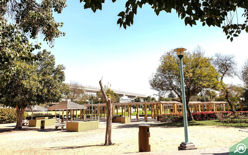 Al Rashidiya Park