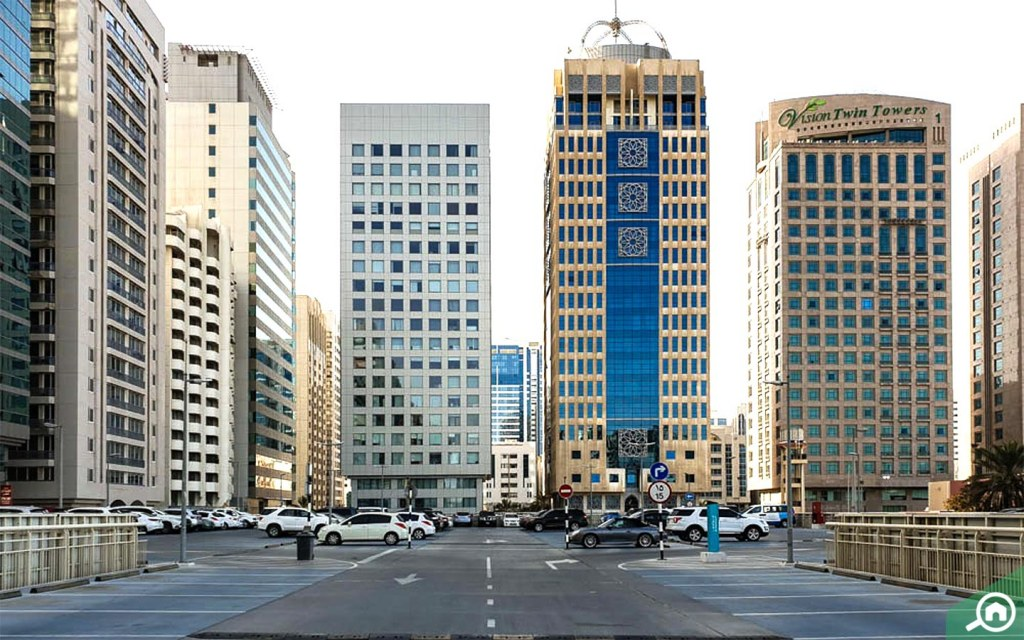 properties on Al Najda Street