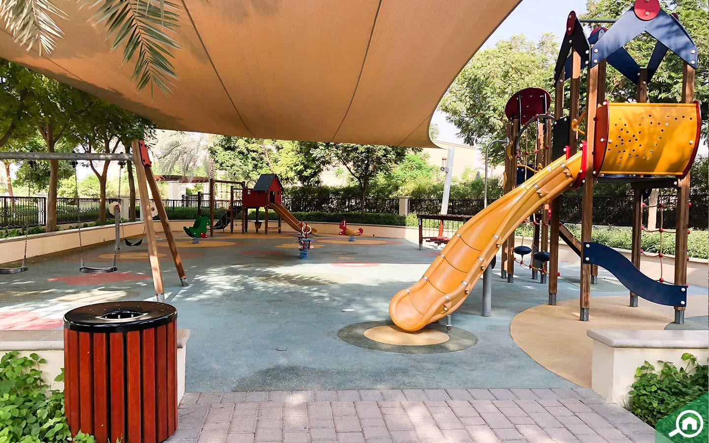 Arabian Ranches 2 playground