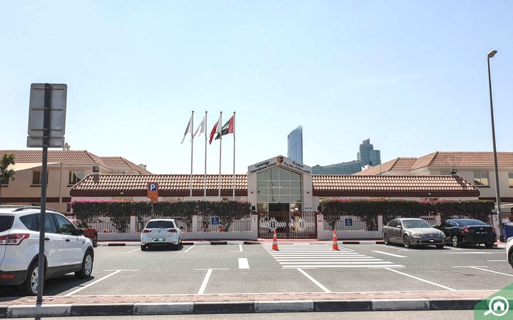 School for Dubai Festival City's residents