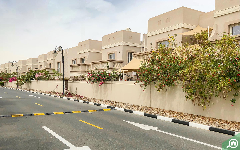 فلل في واحة دبي للسيليكون