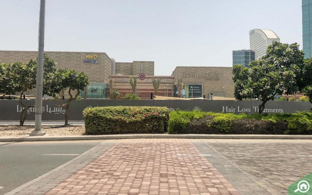 duba festival city mall near Al Garhoud