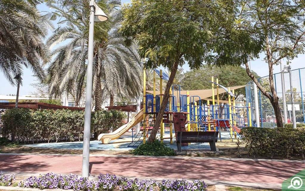 Al Garhoud Park