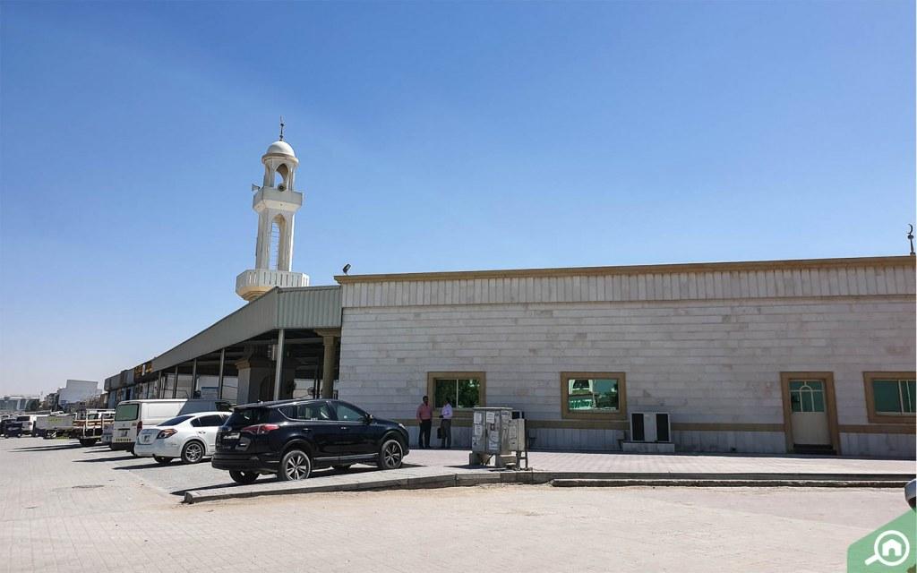Khalfan Masjid Ajman Industrial
