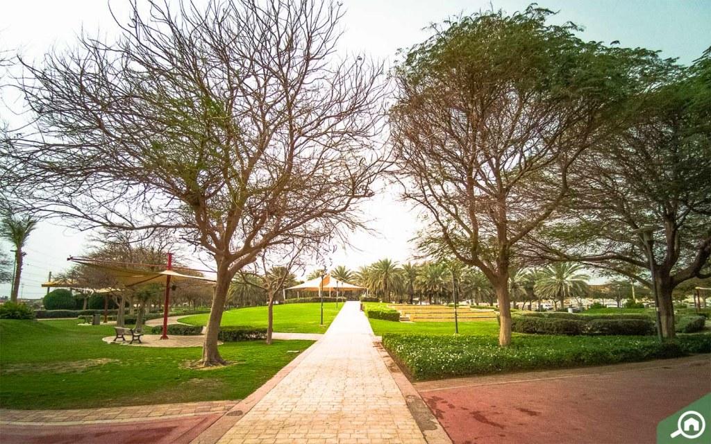 Muhaisnah park