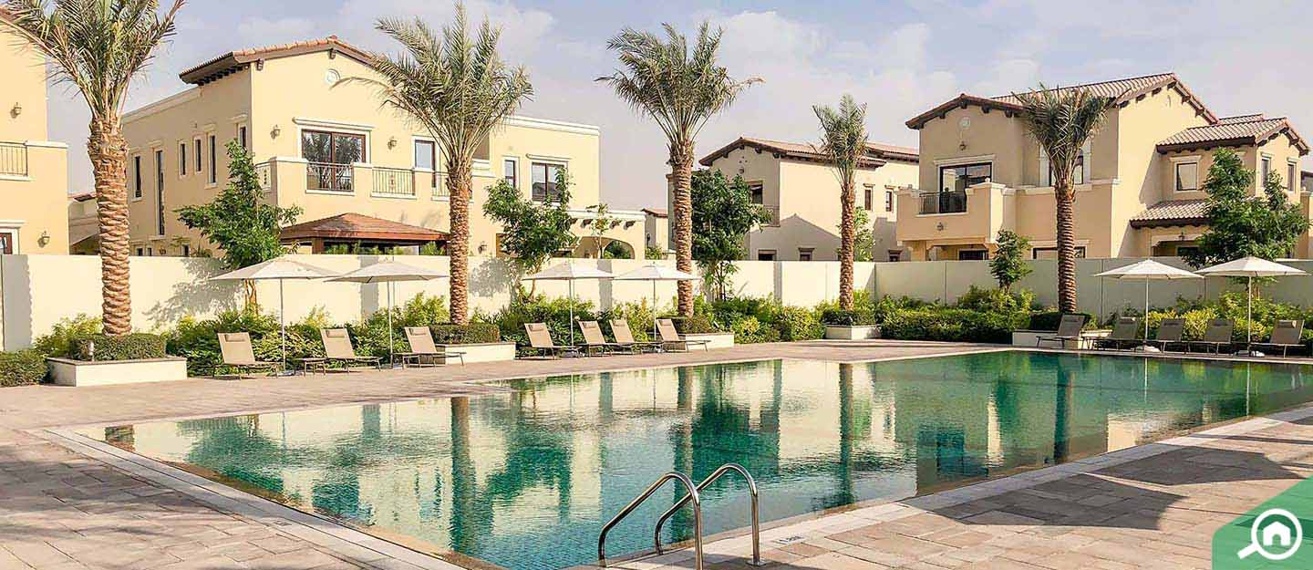 living in arabian ranches 2