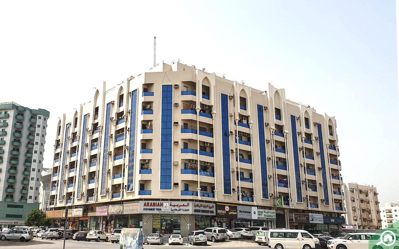 Properties in Al Bustan, Ajman