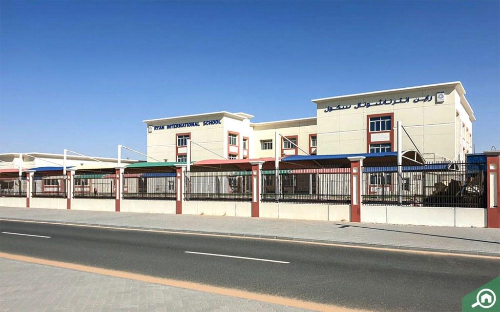 Ryan International School in Masdar City