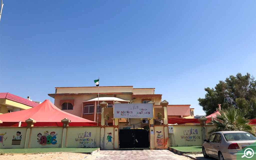 Wonder Kids Nursery - Ajman Corniche