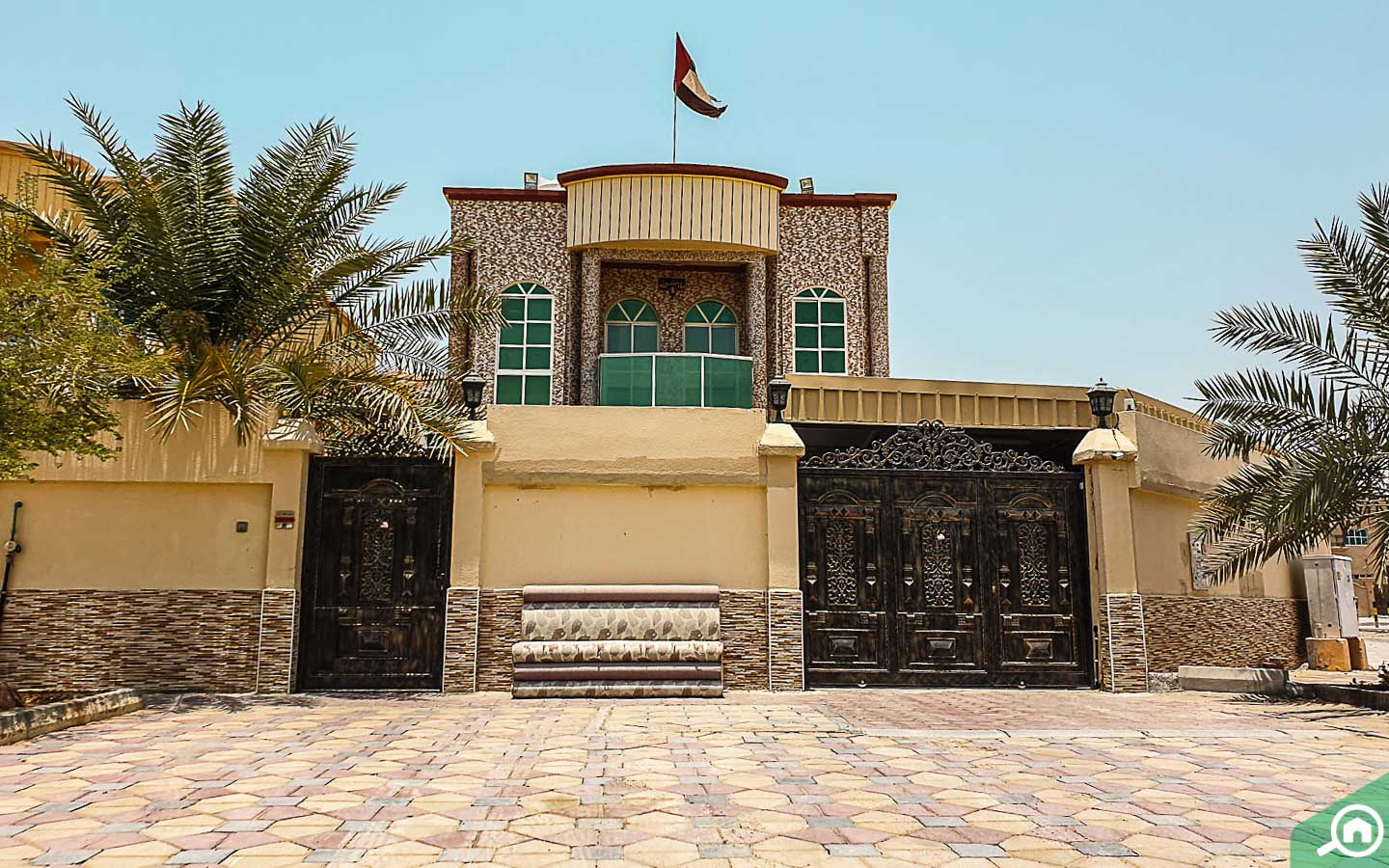 villas in al rawda