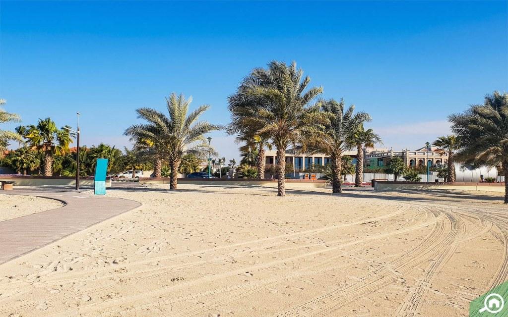 Al Mamzar Dubai community