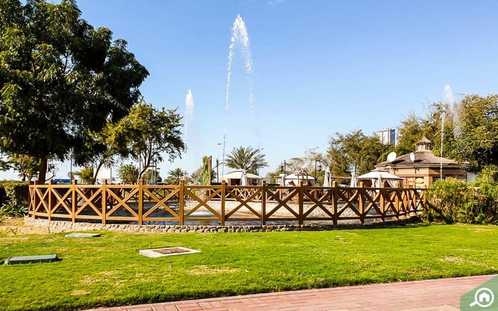 Park in Al Markaziya
