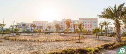قرية جميرا الدائرية