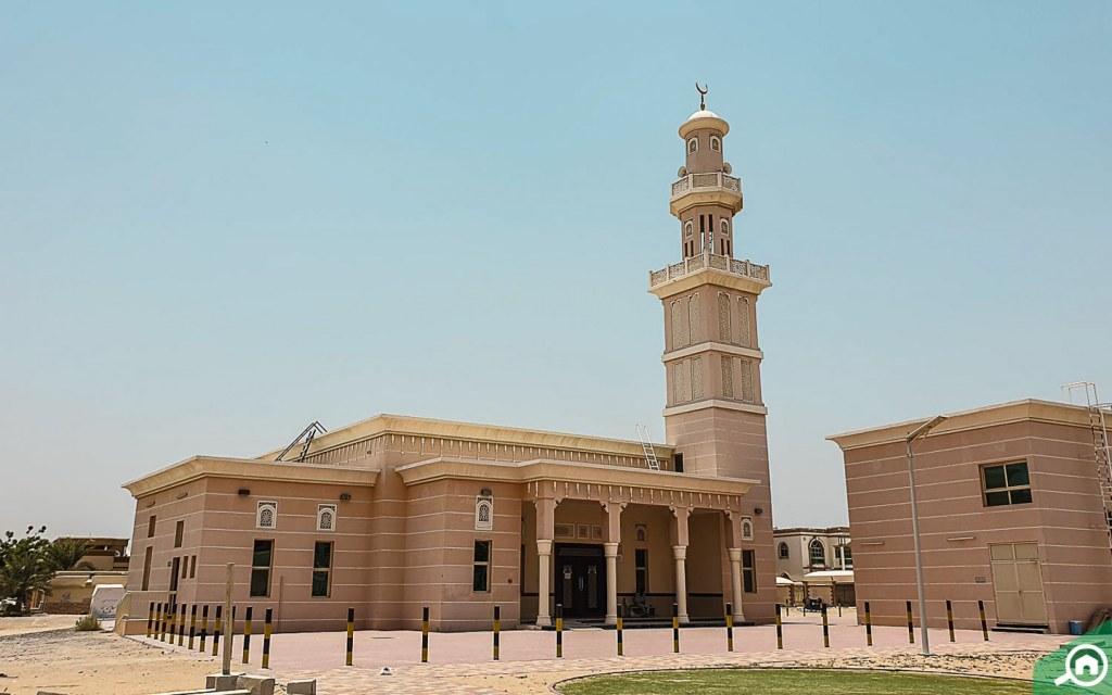 Al Muhajireen Mosque