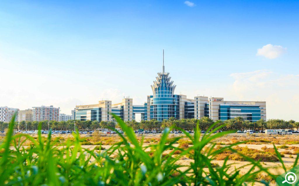 مقر سلطة واحة دبي السيليكون