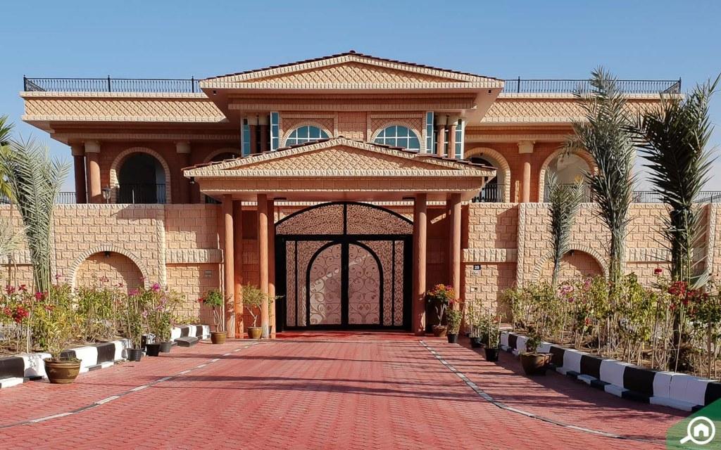 Villas in Al Mamzar Dubai