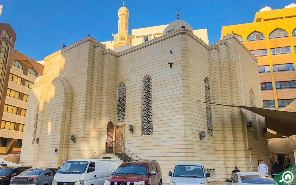 Abdullah Rashid Mosque Madinat Zayed