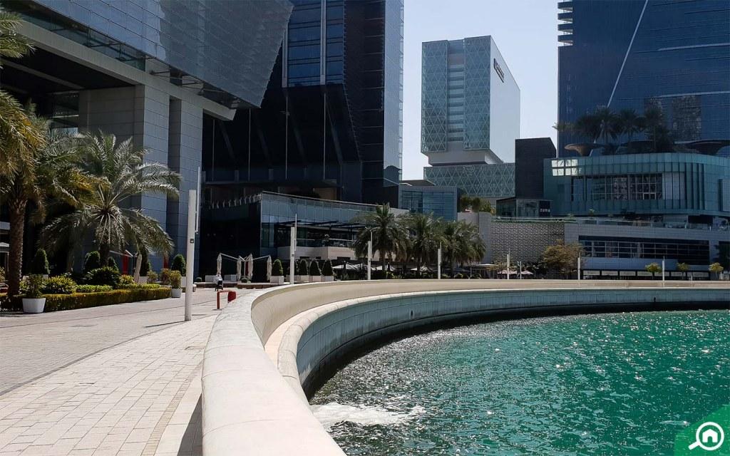 Properties in Al Maryah Island