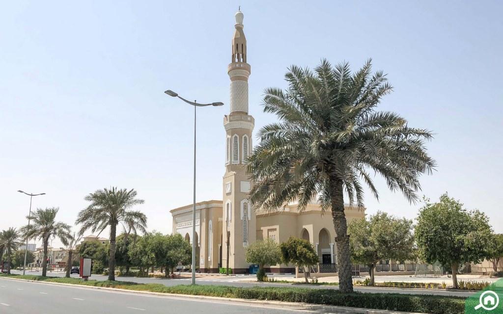مسجد في موتر سيتي