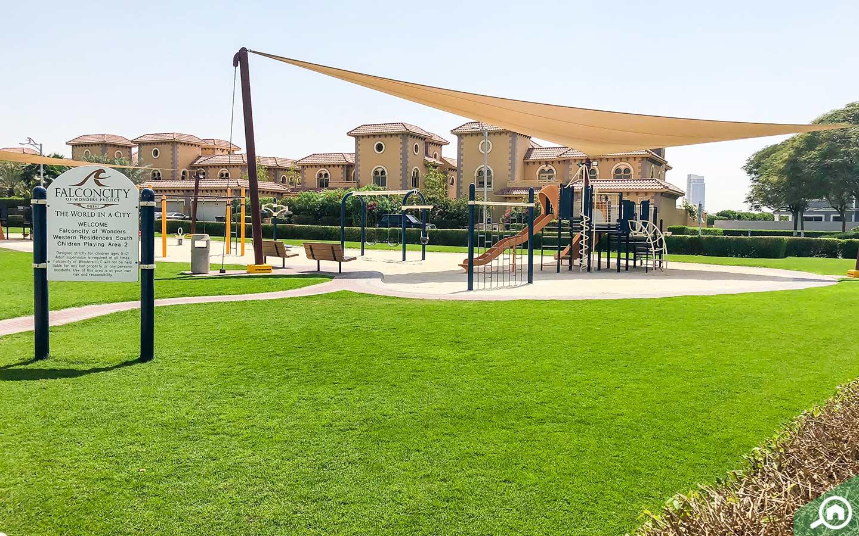 Falcon City of Wonders near Wadi Al Safa 2
