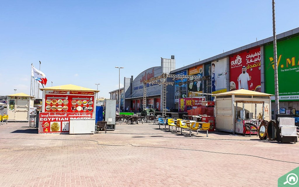 restaurants in ajman china mall